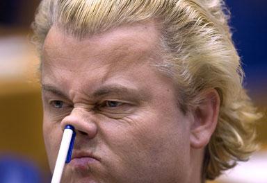 Op naar dat lintje, Geert!