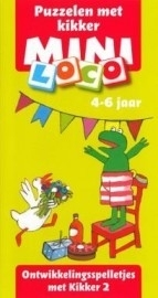 Mini Loco Puzzelen met Kikker